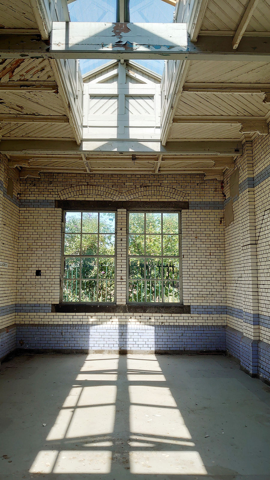 De Machinekamer Watergasfabriek Leiden