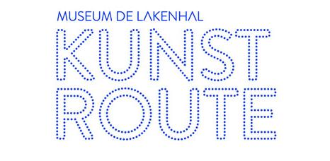 Logo Kunstroute Leiden